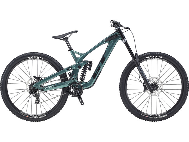 "GT Bicycles Fury Pro 29"", jade green"